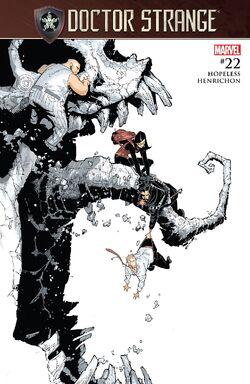 Doctor Strange Vol. 4 -22