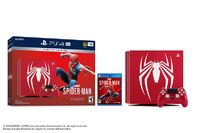 PS4 Pro Bundle - Marvel's Spider-Man
