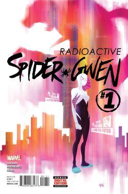 Spider-Gwen Vol. 2 -1