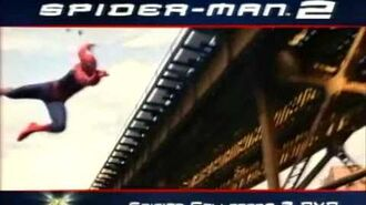 Spider-Man 2 - DVD International Commercial
