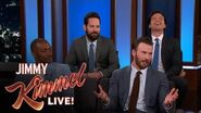Ant-Man Clip Jimmy Kimmel
