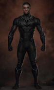 Black Panther Art 1