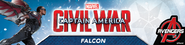 Falcon Civil War Promocional