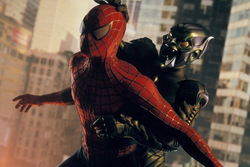 Spider-Man VS Duende verde