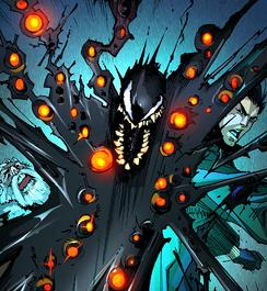 Venom protege a Lee