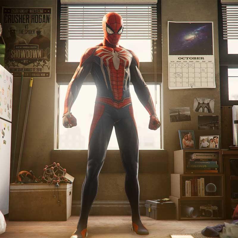 Advanced Suit | Spider-Man Wiki | FANDOM powered by Wikia