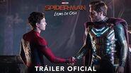 ¡CUIDADO SPOILER! - SPIDER-MAN LEJOS DE CASA. Tráiler Oficial HD en español. En cines 5 de julio.