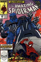 The Amazing Spider-Man Vol 1 329