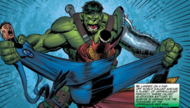 Reed en world war hulk