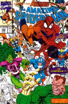 The Amazing Spider-Man Vol 1 348