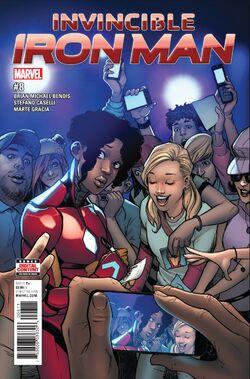 Invincible Iron Man Vol. 3 -8