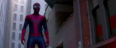 Spider-Man Traje TASM 2