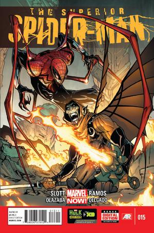 Superior Spider-Man Vol. 1 -15