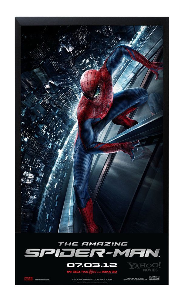 260px Amazing Spider Man Poster