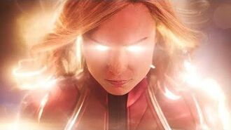 CAPTAIN MARVEL - Official Trailer HD (2019) Brie Larson Movie