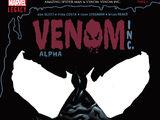 Amazing Spider-Man: Venom Inc. Alpha (Volume 1) 1