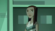 Liz se presenta en el laboratorio de la Universidad Empire State - Interactions
