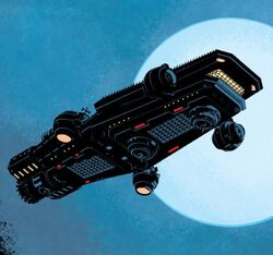 S.H.I.E.L.D. Helicarrier (Earth-616)