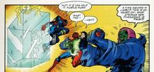 Spider-Man y Superboy SBTU -1