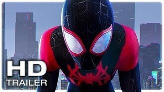Spider-Man Into the Spider-Verse Official Trailer HD (2018)