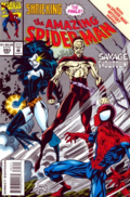 The Amazing Spider-Man Vol 1 393