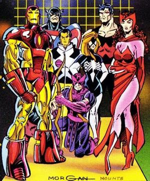 Avengers West Coast (Earth-616)