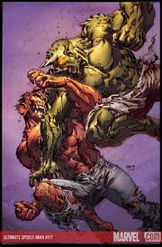 Ultimate Hobgoblin vs Ultimate Green Goblin