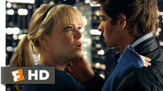 The Amazing Spider-Man - Web-Sling Kiss Scene (4 10) Movieclips