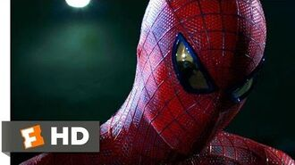 The Amazing Spider-Man - Taking Down the Car Thief Scene (3 10) Movieclips