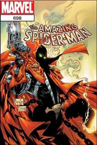 Amazing Spiderman -698