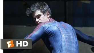 The Amazing Spider-Man - Unmasking Spider-Man Scene (8 10) Movieclips