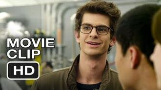 The Amazing Spider-Man Movie CLIP 3 - Second in His Class (2012) Andrew Garfield HD