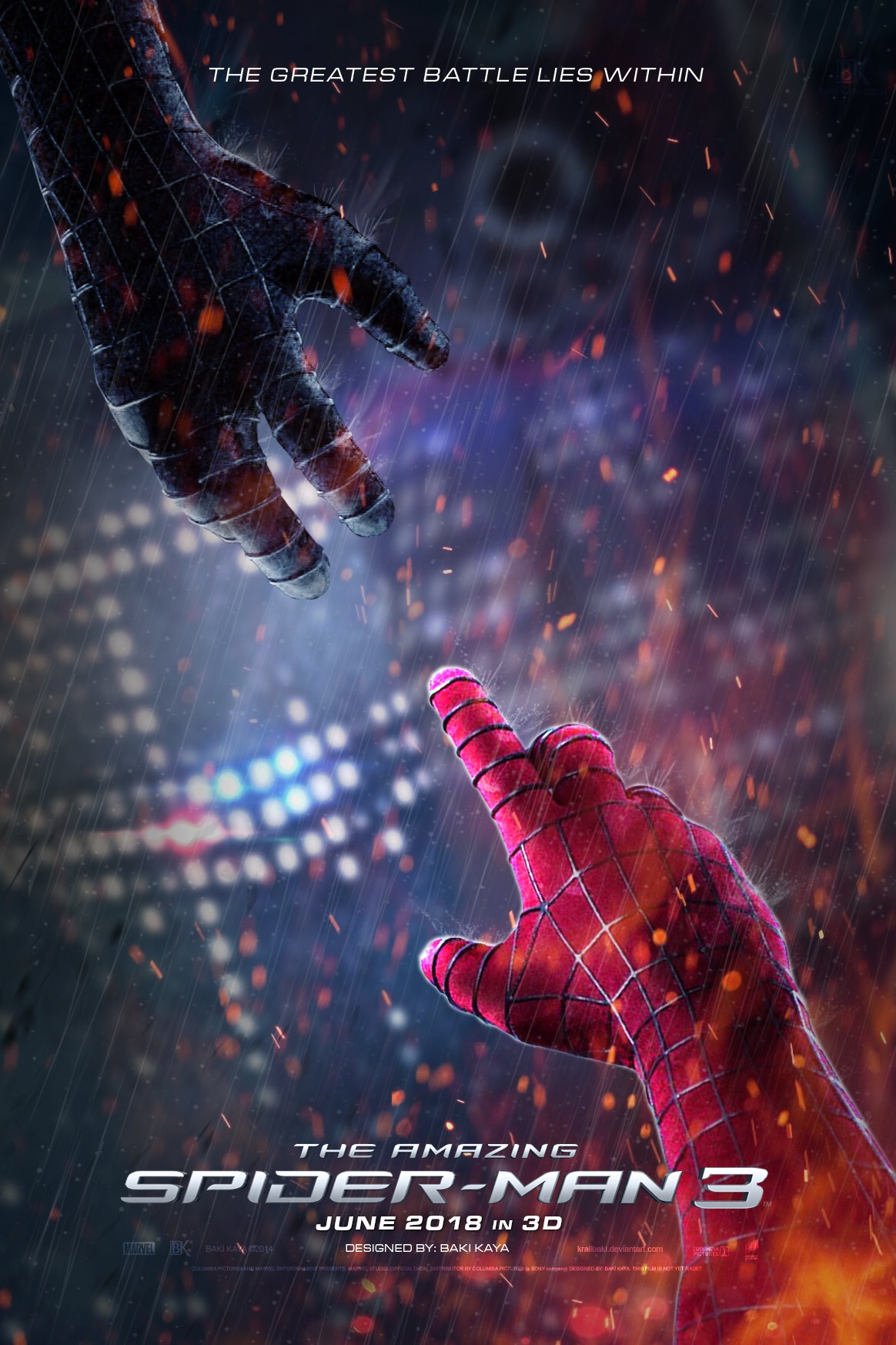 amazing spiderman 3