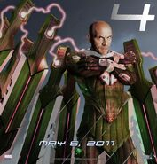 Spider-Man 4 The Vulture (with John Malkovich)