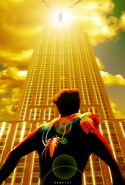 Spider-Man 4 Vulture - Concept Poster