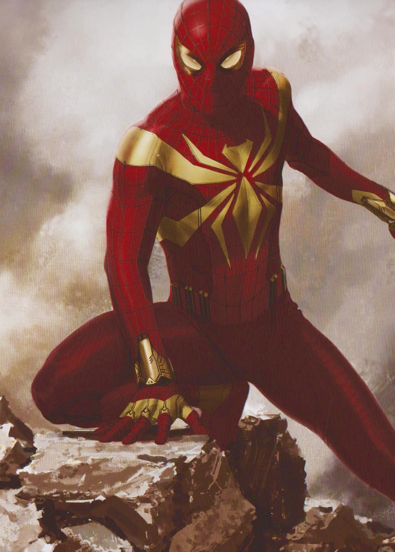 Iron Spider (character...