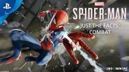 Marvel's Spider-Man – Just the Facts COMBAT PS4