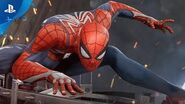 Marvel's Spider-Man - PS4 Trailer E3 2017