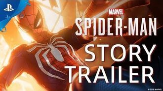 Marvel's Spider-Man – SDCC 2018 Story Trailer PS4
