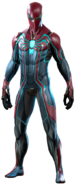 Velocity Suit from MSM render