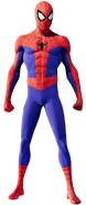 Into the Spider-Verse Suit from MSM render