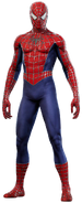Webbed suit from MSM render