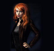 Mary Jane Watson from MSM concept art