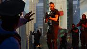 Clearing the Way cutscene 2