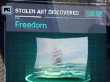 Hardy's Stolen Art