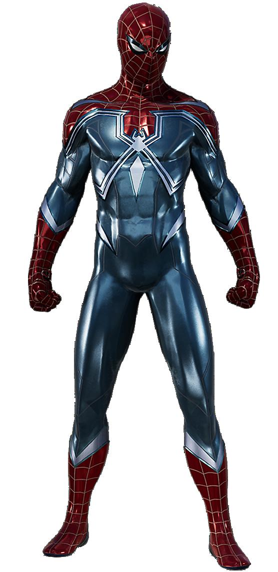 Resilient Spider-Man | PS4 DLC Minecraft Skin