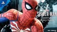 Marvel's Spider-Man – Gameplay Launch Trailer PS4