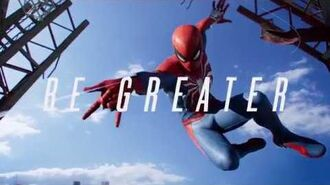 Marvel's Spider-Man – Be Greater Trailer PS4