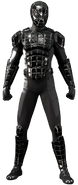 Spider-Armor MK I Suit from MSM render