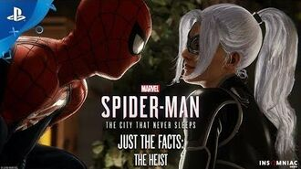 Marvel's Spider-Man The Heist – Just the Facts PS4